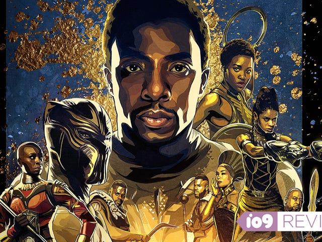<i>Black Panther</i> 는 마블의 첫 셰익스피어 서사시입니다.