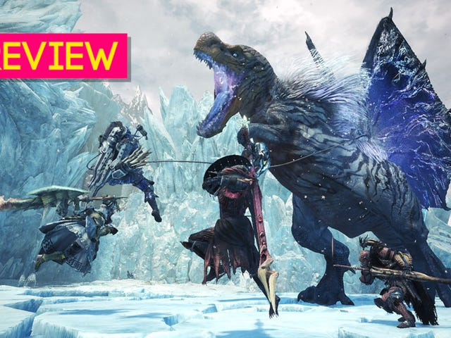Monster Hunter World: Iceborne: The Kotaku Review