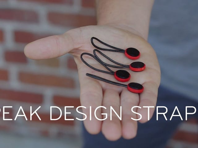 Peak Design has Updated and Perfected Their Camera Straps