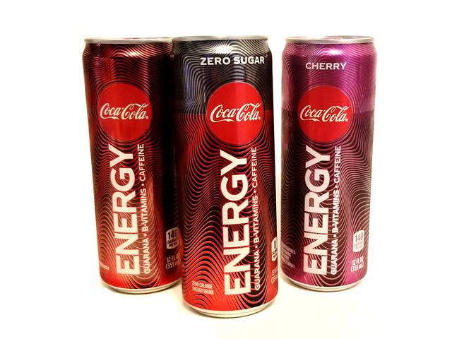 코카콜라 에너지는 끔찍하다