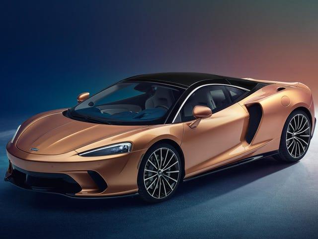 Το 612-HP 2020 McLaren GT είναι το πιο άνετο McLaren ακόμα