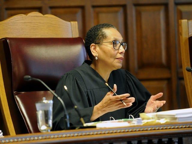 허드슨 강에서 발견 된 미국 최초의 여성 회교도 판사 인 쉴라 압둘 - 살람의 시신