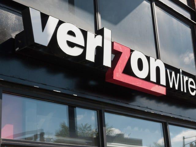 Pourquoi devriez-vous lire les petits caractères sur le Grand Avril 5 'Offres' de Verizon