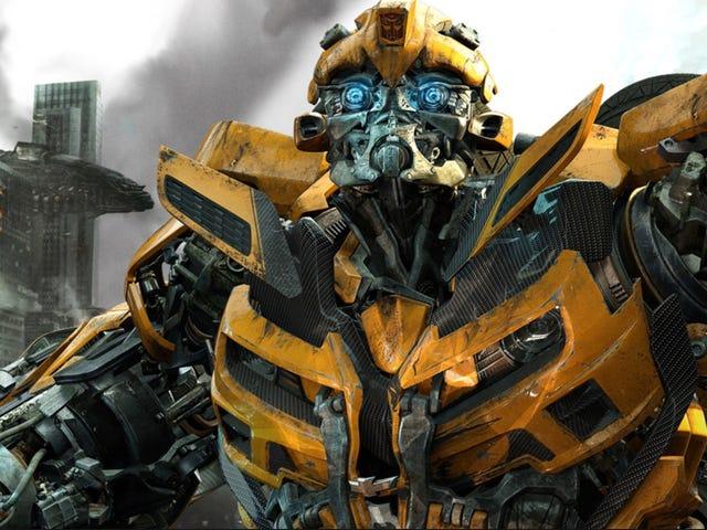 Nghe có vẻ giống như bộ phim Bumblebee Spinoff không tập trung vào Transformers