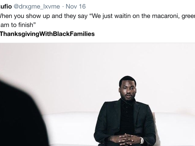 #ThanksgivingWithBlackFamilies Is the Most Wonderful Time of the Year on Social Media