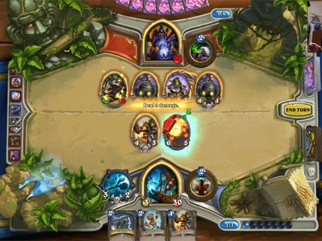 Guy Tries To Play <i>Hearthstone</i>Using Only Voice Commands