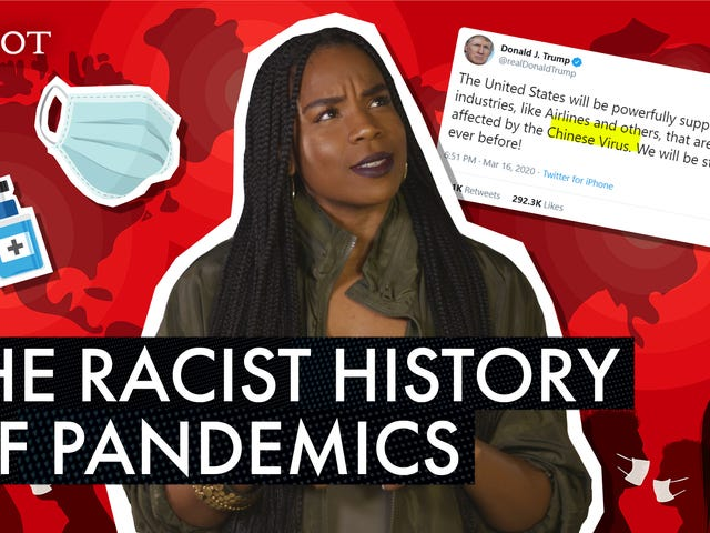 Your Racism Is Showing: Coronavirus and the Racist History of Pandemics