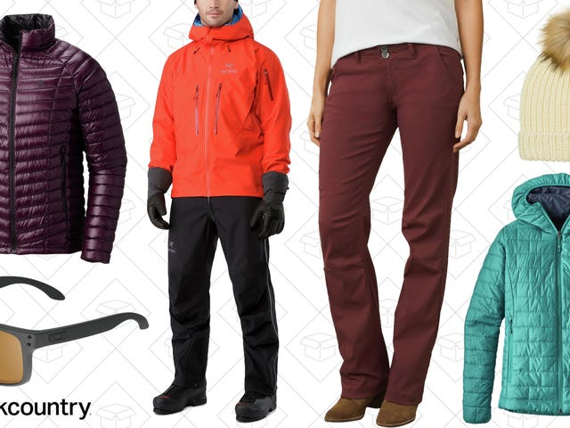 Take 20% Off Any Single Full-Priced Item at Backcountry