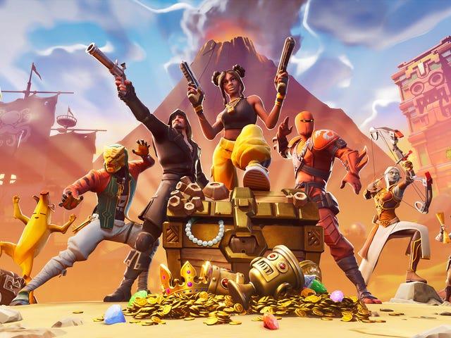 Epic Games estuvo a punto de cancelar Fortnite antes de su lanzamiento