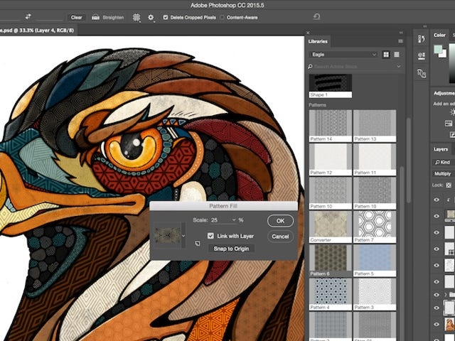 Adobe Rolls Out Big Update for Photoshop CC, Smaller Updates for the Rest of Its Apps