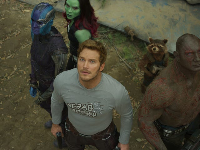 The Cast of Guardians of the Galaxy Releases an Open Letter in Support of James Gunn