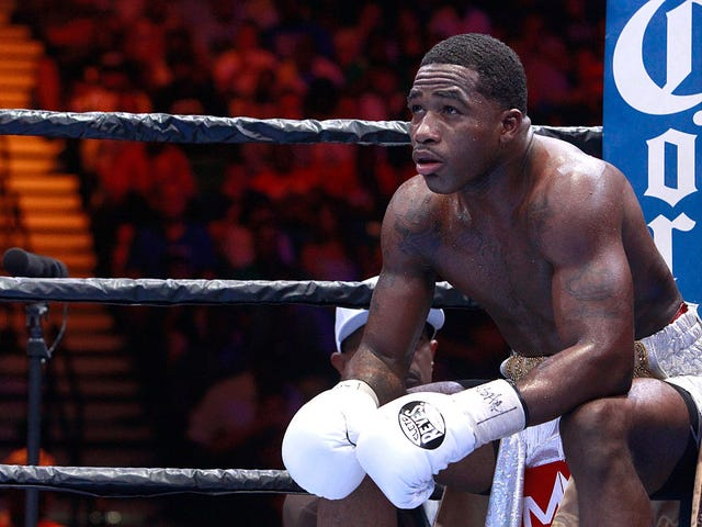 Adrien Broner Is Boxing With Death and I Hope He's Got Another Round in Him