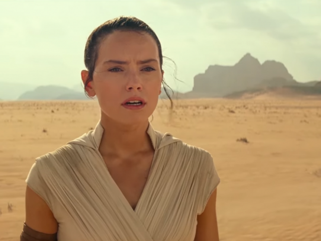 Nuevos personajes and planetas: así luce Star Wars: The Rise of Skywalker