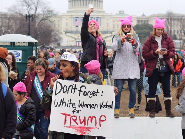 共和党人,男人和基督徒不会试图禁止堕胎。 白人是