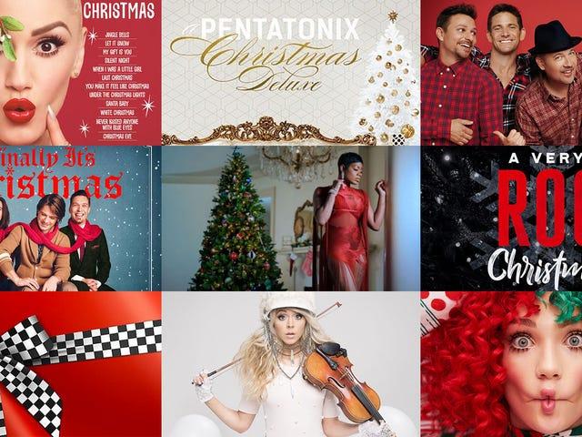 Hvor meget nyt julmusik kan vi tage?
