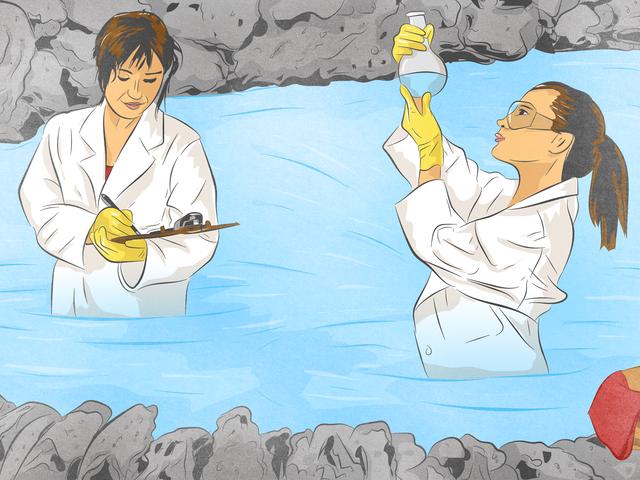 Những lợi ích sức khỏe đáng ngạc nhiên của suối nước nóng và phòng tắm khoáng