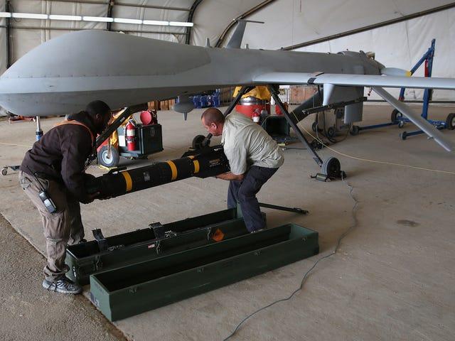 CIA'in Çok Sivilleri Öldürme Çözümü: Bıçak Bombası
