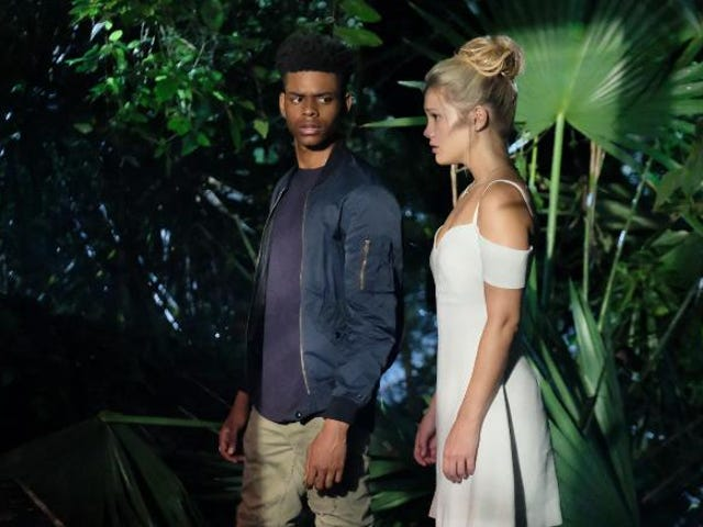 """Cloak & Dagger """"Stained Glass"""" Reaction Thread"""
