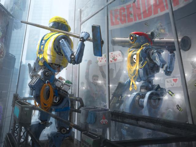 <i>Apex Legends</i> : la revisión de <i>Kotaku</i>