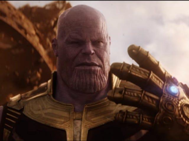 Infinite Avengers in Infinite Combinations