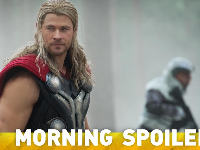 인크 레 더블 헐크는 <i>Thor: Ragnarok</i> 에서 케이트 블란쳇의 역할을 계시했을 수 있습니다 <i>Thor: Ragnarok</i>