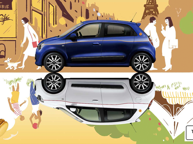 Renault Now Offers A Special-Edition Twingo With Macaron Tech