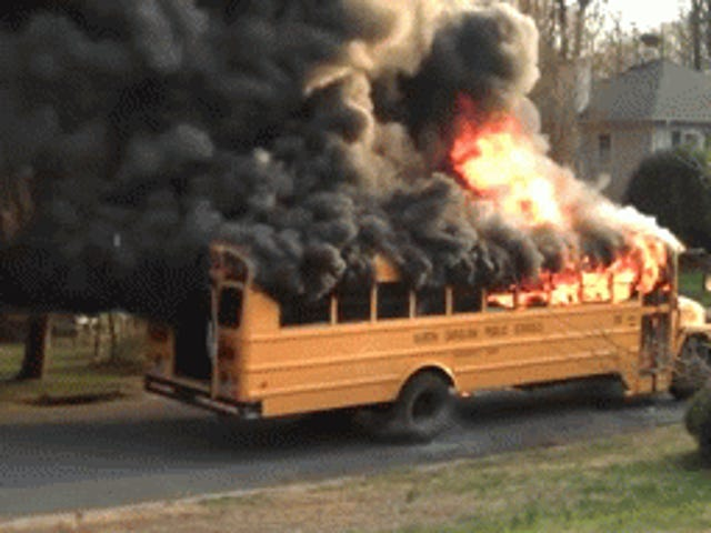 Where are we going today, Ms. Frizzle?