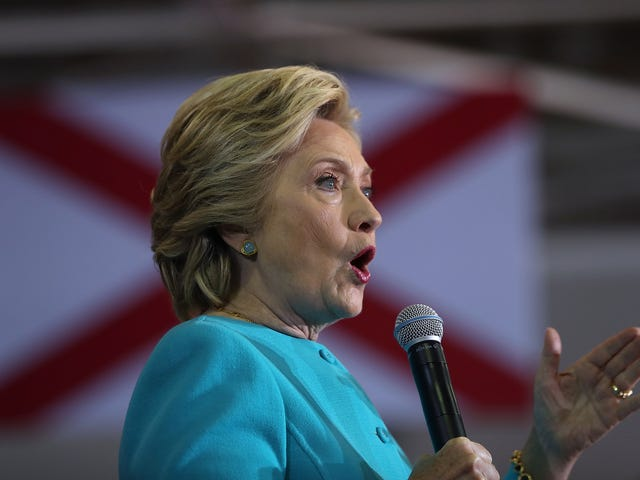 FBI Kinda Sorta Almost Reopening Investigation Into Clinton Emails [Update: It's Anthony Weiner's Fault]