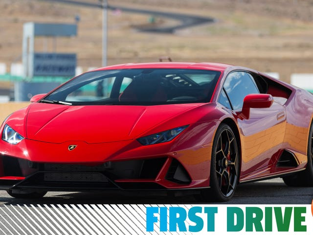 2020 Lamborghini Huracán Evo: bøj dig ned til din V10 Lord of Natural Aspiration