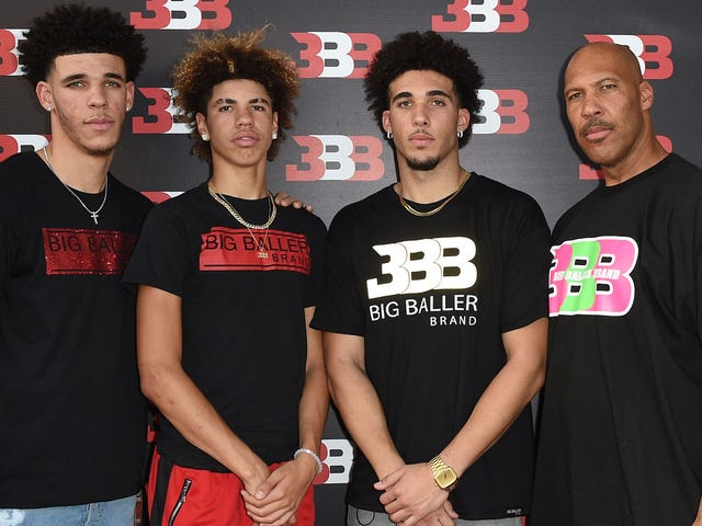 Ball Brothers Sign With Agent And Will Apparently Try To Play Overseas