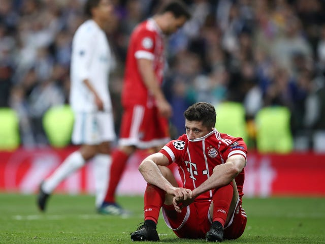 Blame Bayern Munich, And All The Rest Of Them