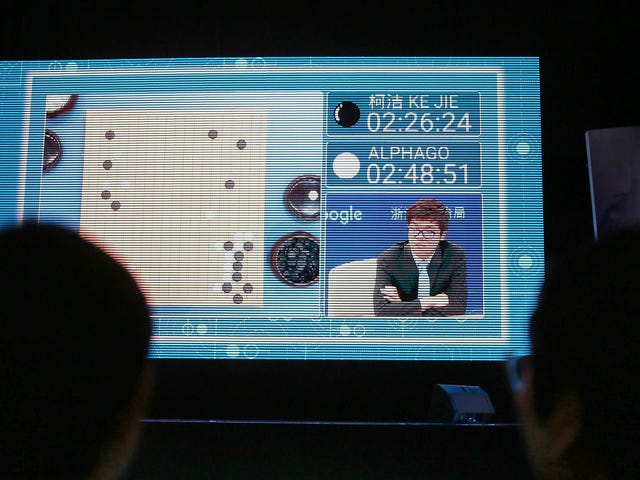 Google's AlphaGo Handily Beats Teen World Champion in First Match