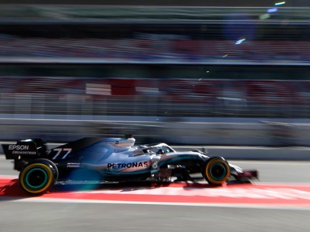 यहाँ है क्यों F1 ड्राइवर्स उनके जटिल स्टीयरिंग पहियों पर गलत बटन नहीं मारते हैं