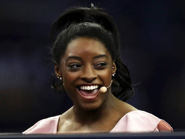 Simone Biles Speaks Candidly About Depression and Recovery After Sexual Abuse