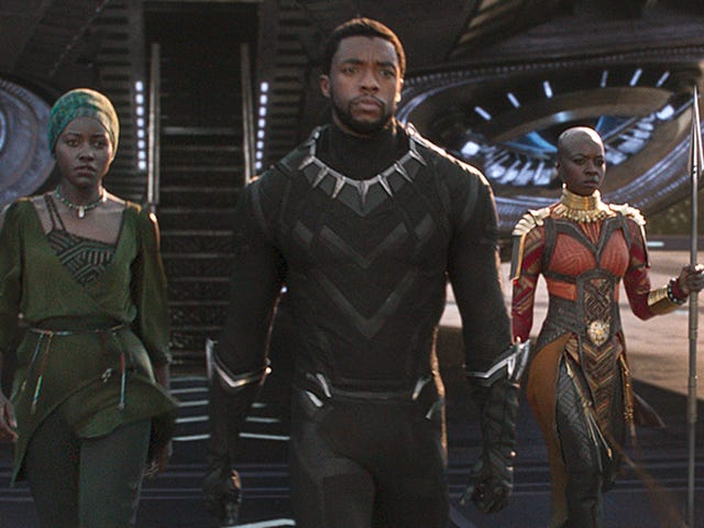We Went to Opening Night of Black Panther and Now We Want to Live in Wakanda Forever