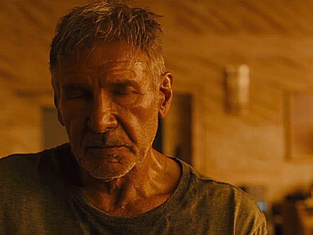 Ajattelen Replicants Ate Rick Deckardin koiraa <i>Blade Runner 2049</i>
