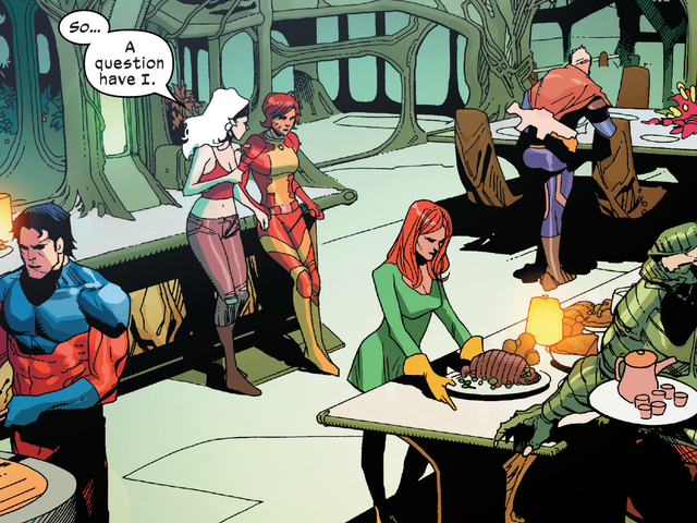 X-Men's New Age är här och det är kåt som helvete