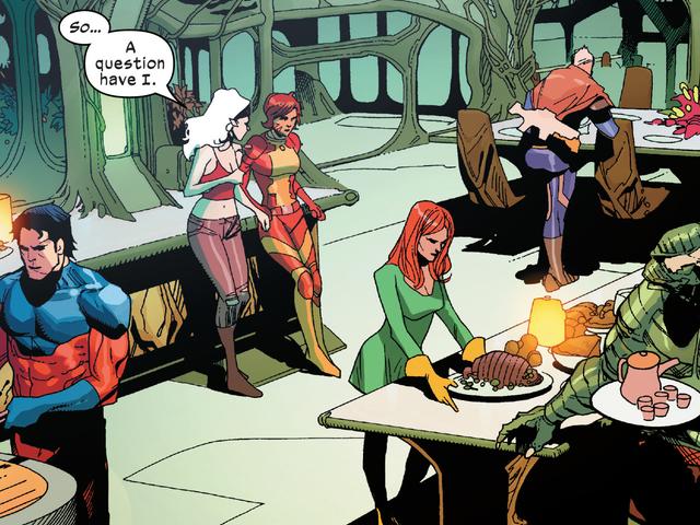 The X-Men's New Age Is Here, and It's Horny as Hell