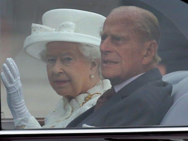 Prinz Philip entscheidet, dass er mit 97 fertig ist