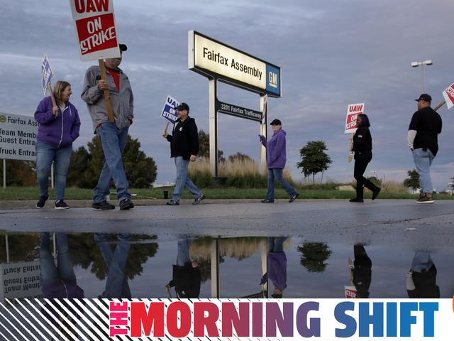GM và các công nhân UAW nổi bật có thể thực hiện một thỏa thuận dự kiến ngày hôm nay: Báo cáo