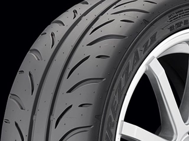 New Dunlop Direzza Z3 Tires on Tirerack