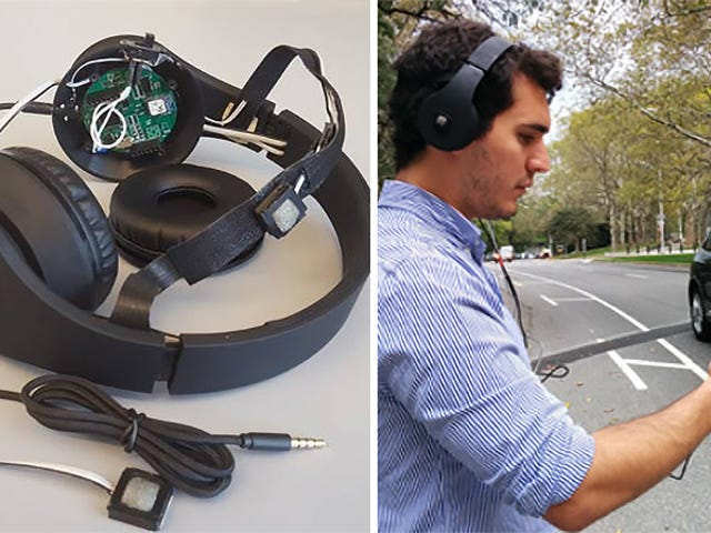 These Noise-Canceling Headphones Will Alert You to All the Dangers You Can't Hear