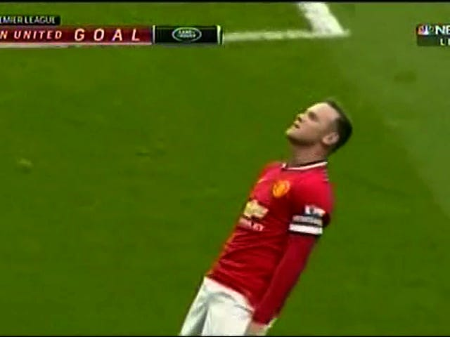 Wayne Rooney Mocks Boxing Kontroverse mit urkomischen Goal Celebration