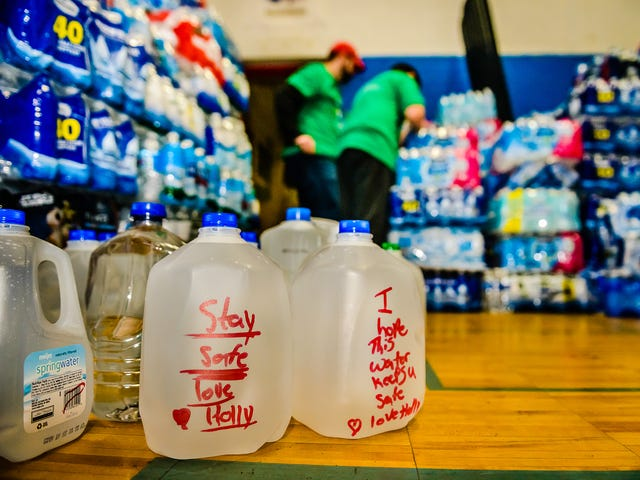 #Flint: County Officials Accused of Faking Children's Blood Lead Test Results