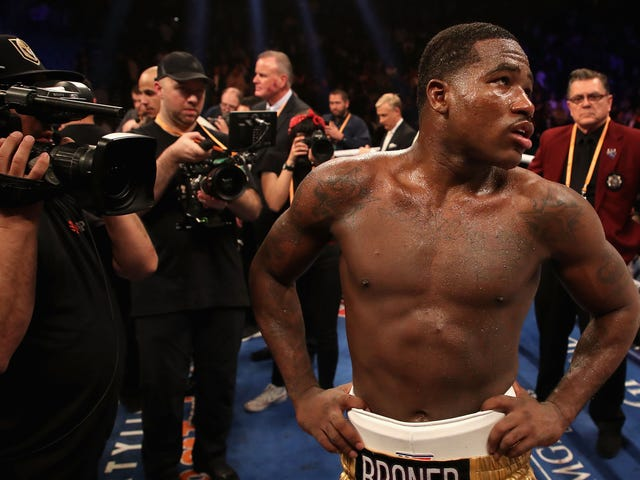 Hey Everyone, Boxer Adrien Broner Isn't Gay and He Wants the World to Know During Vile, Homophobic Rant