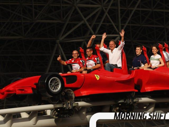 Η Ferrari δεν μπορεί να είναι μια μάρκα πολυτελείας αν κάνει ακριβώς αυτοκίνητα