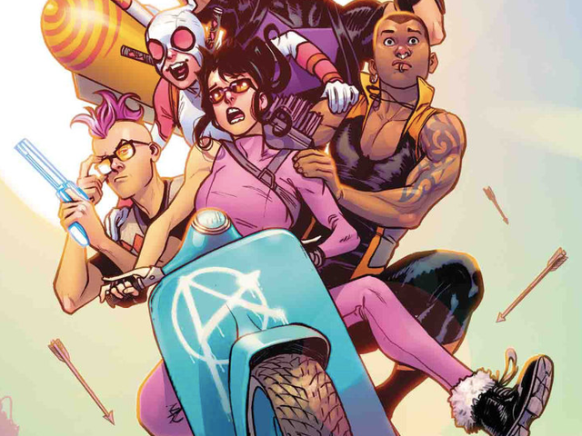 The New West Coast Avengers Are All of Marvel's Coolest, Cancelled Heroes
