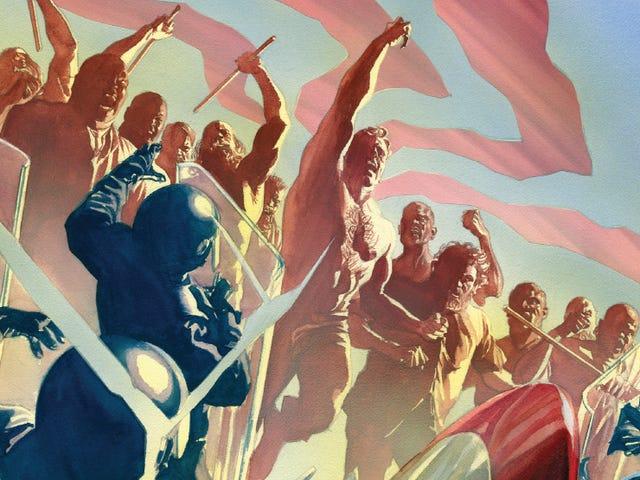 Captain America showcases Ta-Nehisi Coates' superhero evolution