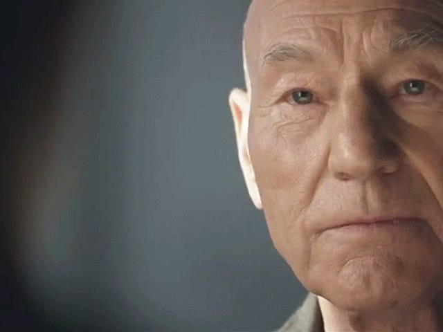 Breaking Down the Familiar Faces and New Reveals of the Powerful Star Trek: Picard Trailer