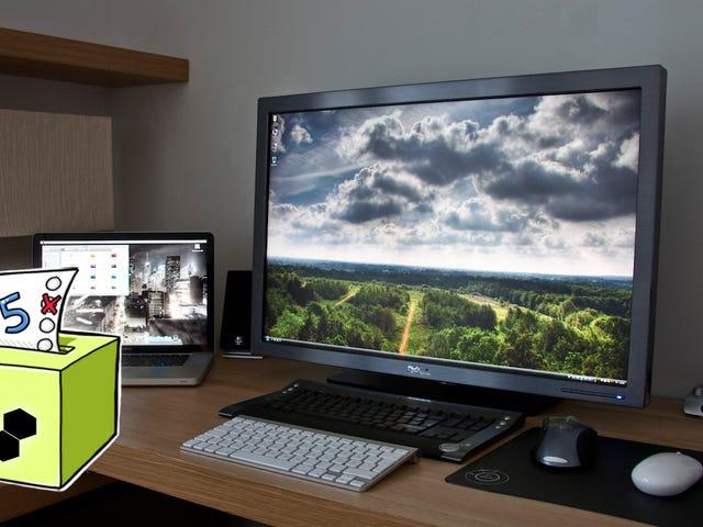 Пять лучших бюджетных компьютерных мониторов